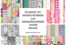 Stampin' Up! Spring/Summer 2018