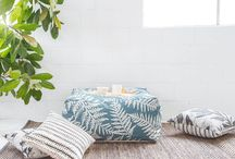 Trending Textiles / The latest trends in home textiles