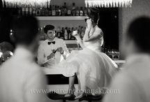 ślub inspirowany filmem Śniadanie u Tiffaniego, Panna Młoda jako Audrey Hepburn