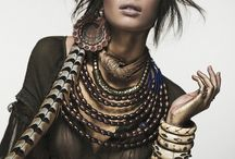 tribal look