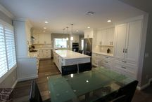 98 - Yorba Linda - Transitional Kitchen & Home Remodel / Transitional Kitchen & Home Remodel with custom white cabinets Yorba Linda