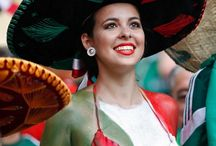 Mexico Fans Girls