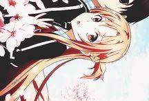 ≧^◡^≦ Sword Art Online