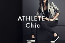 Athlete Chic / Style that won't break a sweat.  / by Elie Tahari