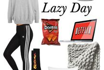 laazy