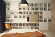 Interior - Furniture - Bookcase