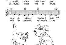 zpívání!