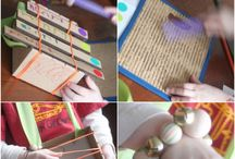Crafts for lil ones / by Kari Landry