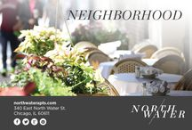 The Neighborhood at North Water Apartments / Feed your passion for fashion in the many flagship designer stores along the Magnificent Mile and trendy boutiques on Oak Street. From Michigan Avenue, the Loop, River North and the Gold Coast to Navy Pier, Lake Michigan, the Chicago River and Millennium Park, the city's major attractions are just outside your front door.   Explore more of our neighborhood at http://www.northwaterapts.com/chicago-il-apartments/north-water-apartments/amenities/.