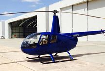 Private Helicopter Charters in Australia