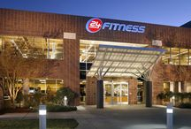 24 Hour Fitness Club Photos / A snapshot of some of our beautiful clubs around the country!   NOTE: Not all amenities shown are available at all of our locations.