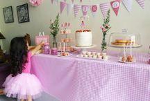parties / by Meesha Earley Barton