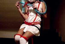 Nurse Jinx cosplay