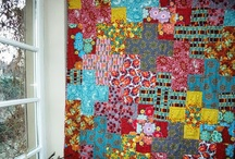 Quilting Ideas / by Anna Garza-Robles