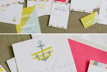 invites i like / no. i'm not getting married (yet). but i am wanting to start designing invitations as a side business.   / by Colleen Anita