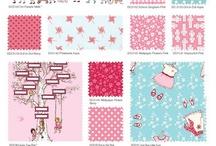 Fabric / by Meika de Vries