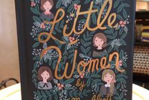 Little Women..I love this film and book