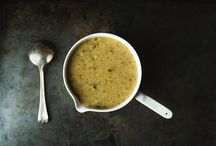 Food: Soups / Untried soup recipes. / by Madeline