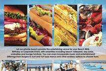 The Sands Atlantic Beach BBQ's & Corporate Events / Have your upcoming #BeachBBQ or ANY #CorporateEvent with us at @TheSandsAtlanticBeach CONTACT Brianna@thesandsatlanticbeach.com for more information