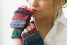 Knit/crochet Mittens n' Stuff