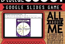Digital Classrooms / Tips and tricks to help teachers plan lessons that use digital resources and new(er) technologies.  A 21st century classroom experience!