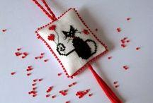 Punto croce/ cross stitch