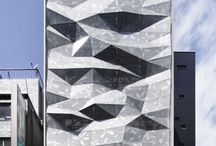 Textured Facades / Celebrating unusual architectural applications and ideas.
