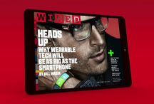 WIRED Issue Preview Videos / Each month, we give readers a sneak peek at what's inside the next issue / by WIRED