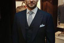 Henry Cavill in Alfred Dunhill suit 2015 / Henry Cavill  se zúčastnil The World Land Trust screening of 'The Orchids of Banos' supported by Alfred Dunhill held at Bourdon House in London on September 22, 2015.