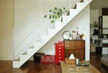 l'escalier, ♥ de la maison