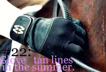 """live to ride; ride to live / """"put some excitement between your legs..ride a horse"""" / by Courtney Gellhaus"""