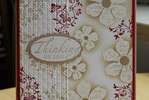 Sympathy, Thinking of you , Thank you cards