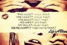 stoner girlfriend quotes