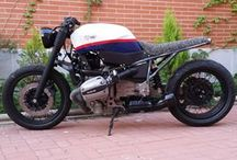 BMW R1150 Cafe Racer