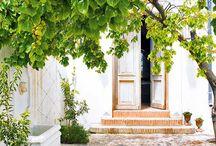 Terrasse Jardin / Courtyard