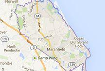 My home town Marshfield, Ma