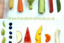 First foods for baby