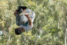 Wanto and the wind / kiteboard, wakeboard, sail & so