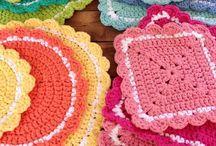 Crochet - Hot Pads