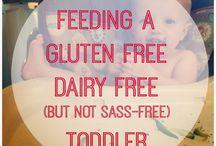 Dairy free toddler