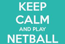 netball my second love