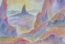 Veil Painting
