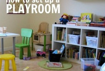 nursery kids room ideas / by Jason Speers