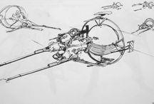 Sci-Fi: Sketches