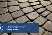Paving Ideas / You'll be spoiled for choice with these paving ideas