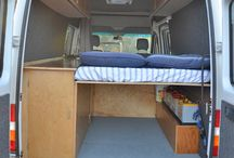 Camper Van / by Sally Thompson