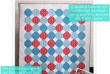 Quilt patterns / Be inspired and get quilting with my quilt patterns
