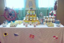 Spongebob Party / by Lucy Morgan