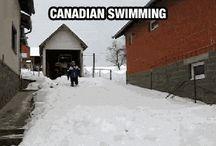I am Canadian!