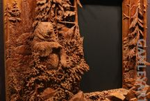 Wood carving and more...